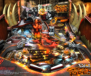 Marvel Pinball: Vengeance and Virtue Files