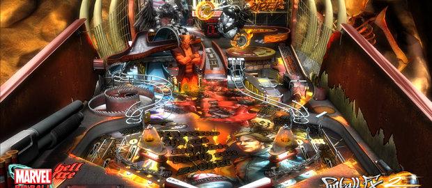Marvel Pinball: Vengeance and Virtue News