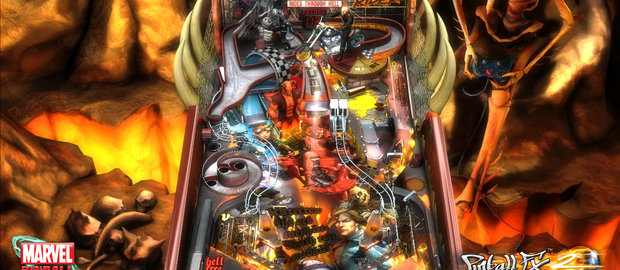 Marvel Pinball: Vengeance and Virtue News