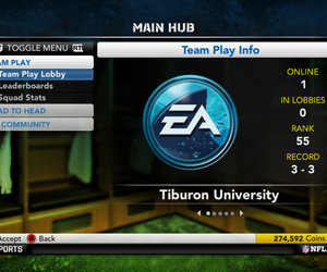 Madden NFL 12 Chat