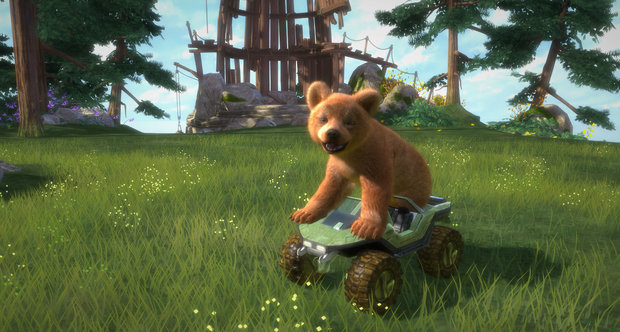 Kinectimals Now with Bears! screenshots