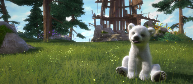 Kinectimals Now with Bears! News