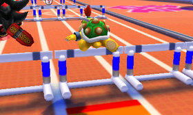 Mario & Sonic at the London 2012 Olympic Games Screenshot from Shacknews