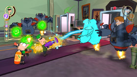Phineas and Ferb: Across the Second Dimension Screenshot from Shacknews