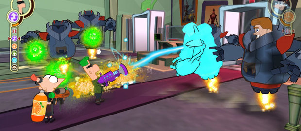 Phineas and Ferb: Across the Second Dimension News