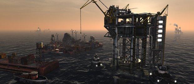 Oil Rush News