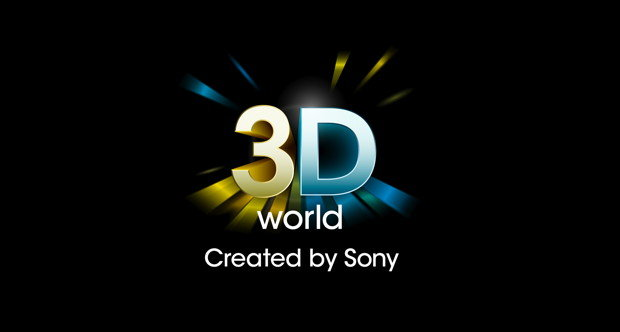 3D World by Sony