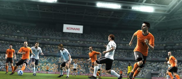 Pro Evolution Soccer 2012 News