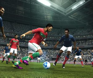 Pro Evolution Soccer 2012 Screenshots
