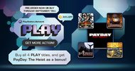 Sony introduces annual 'PSN Play' promotion