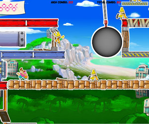 Super Comboman Screenshots