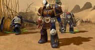 Warhammer 40,000: Dawn of War 2 'Ultramarines' DLC screenshots