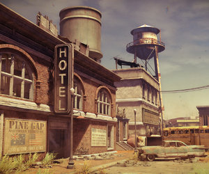 Resistance 3 Screenshots