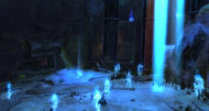 Guild Wars 2 Catacombs and underwater screenshots