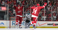 NHL 12 Legends screenshots