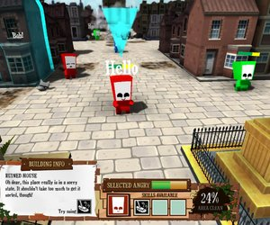 Fallen City Screenshots