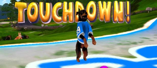 Jerry Rice and Nitus' Dog Football News