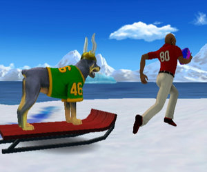 Jerry Rice and Nitus' Dog Football Screenshots