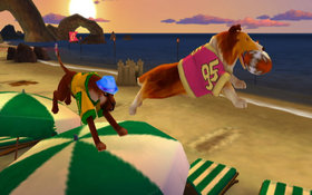 Jerry Rice & Nitus' Dog Football Screenshot from Shacknews