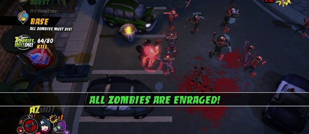 All Zombies Must Die! News