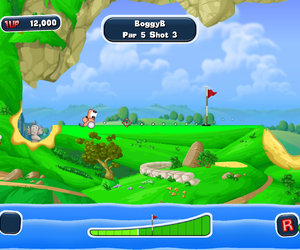 Worms Crazy Golf Videos