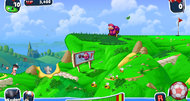 Worms Crazy Golf announcement screenshots