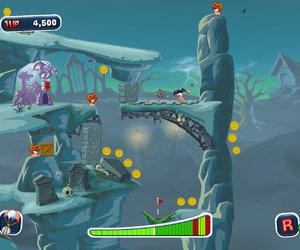 Worms Crazy Golf Screenshots