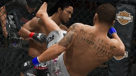 UFC Undisputed 3 Screenshot from Shacknews
