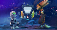 Ratchet & Clank: All 4 One Gamescom 2011 screens