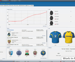 Football Manager 2012 Screenshots
