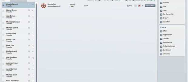 Football Manager 2012 News