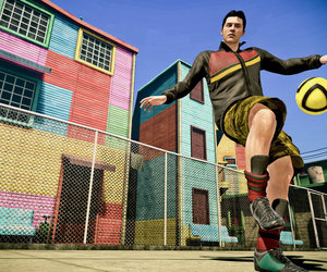 FIFA Street Screenshots