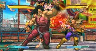 Gamescom 2011 Street Fighter X Tekken screenshots