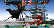 Gamescom 2011 Ultimate Marvel vs. Capcom 3 screenshots