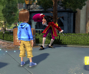 Kinect: Disneyland Adventures Chat