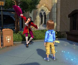 Kinect: Disneyland Adventures Chat