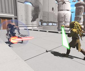 Kinect Star Wars Screenshots