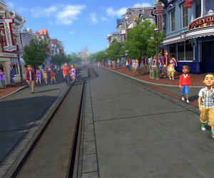 Kinect: Disneyland Adventures Screenshots