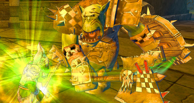 Gamescom 2011 Warhammer Online: Wrath of Heroes screenshots