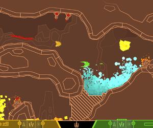 PixelJunk SideScroller Screenshots
