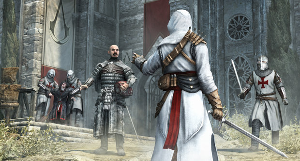 Assassin's Creed Revelations and Assassin's Creed on 1 disc (PS3 exclusive)