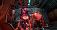 Gamescom 2011 WildStar posed screenshots