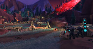 Gamescom 2011 WildStar announcement screenshots