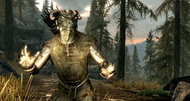 The Elder Scrolls V: Skyrim race screenshots