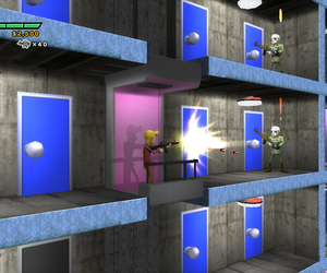 Elevator Action Deluxe Screenshots