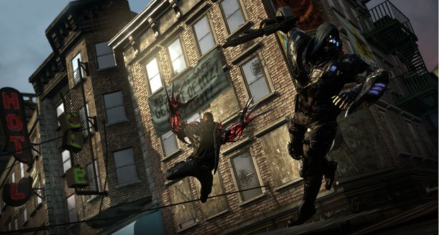 Gamescom 2011 Prototype 2 screenshots
