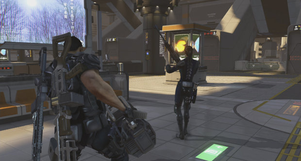 Gamescom 2011 Binary Domain screenshots