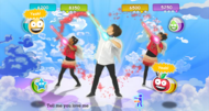 Just Dance Kids 2 announcement screenshots