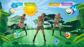 Just Dance Kids 2 Screenshot from Shacknews