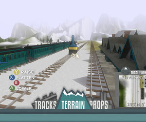 Train Frontier Express Files